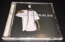 Sage Emeralds Self-Titled CD Rare OOP 2002 Rap Hip-Hop The Mighty Shaka T-Lo