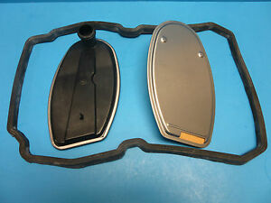 Auto. Transmission Filter & Pan Gasket Kit Set Replace Mercedes OEM #1402770095