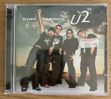 U2 Live CD - Elevate Your Rights 2 x CD July 2001