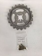 """Yetter 2967-186 Floating Residue Manager Wheel for 22-40"""" Rows"""