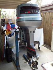 115hp Yamaha Outboard Motor