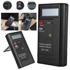 Lcd Digital Electromagnetic Radiation Detector Emf Meter Dosimeter Tester New
