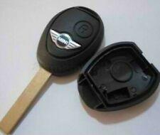COQUE CLE boitier telecommande plip clé bmw MINI COOPER S ONE D CLUBMAN 2 BOUTON