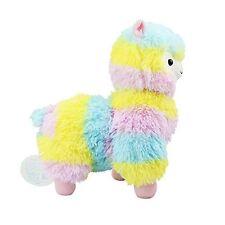 35cm Rainbow Alpaca Vicugna Pacos Lama Arpakasso Alpacasso Soft Plush Doll Toy