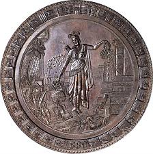 """1889 MEXICO MEDAL """"LA EXPOSICION MEXICANA EN PARIS"""""""