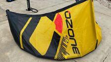Ozone Uno v2 4m kiteboarding kite, yellow