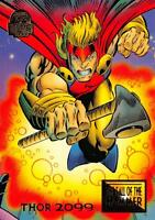 THOR 2099 / Marvel Universe Series 5 (1994) BASE Trading Card #83