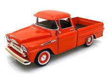 Modellini statici di auto , furgoni e camion pickup rossi Scala 1:24