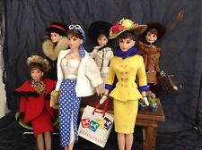 Audrey Hepburn in 7 City Season Celebrity Hollywood Movie Star Model Barbie Doll