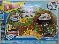 Thunderbirds are Go Original 2004 40th Anniversary Tracy Island Playset Vivid TV