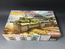 DRAGON 6406 1/35 German Tiger I Late Production [Bonus:Magic Tracks]