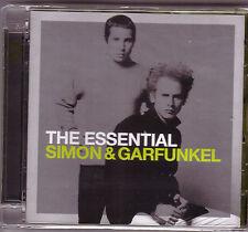 2 CD (NEU!) Best of SIMON & GARFUNKEL (Sound Silence Bridge over troubled mkmbh