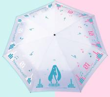 Vocaloid: Hatsune Miku Umbrella Ultraviolet-proof Waterproof Summer Cos Gift