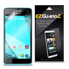 2X EZguardz LCD Screen Protector Skin HD 2X For BLU Studio 5.0 C HD (Clear)