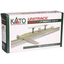 Kato 23-141 LRT Low Platform (Tram Stop) for Unitrack (N Scale) Japan new.