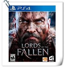 PS4 Lords of the Fallen Sony PlayStation Games RPG Games City Interactive