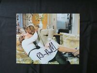 """Let's Get Laid"" Robin Askwith Hand Signed 10X8 Color Photo Todd Mueller COA"