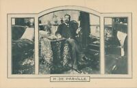 Henri De Parville - French Scientific Journalist and Writer - udb (pre 1908)