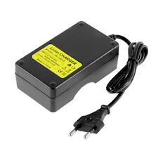 Travel Charger for 18650 Rechargeable Li-Ion Battery EU Plug Q@