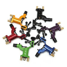 6pcs color metal rotary tattoo machine gun motor for liner shader dragonfly R6B