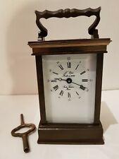 Pendule d'Officier L'épée dite l'Anglaise - Carriage clock French.