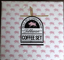 Johnson Brothers Eternal Beau 14 Piece Coffee Set,  New in Box