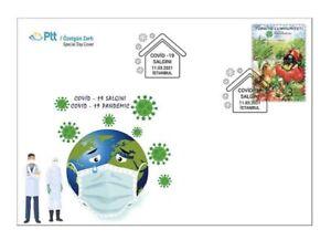 TURKEY 2021 (SDC) - PANDEMIC, VIRUS, HEALTH, MEDICAL