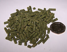 3mm Spirulina Sticks (with Garlic) - Plecs, L Nos., Mbuna & Herbivores