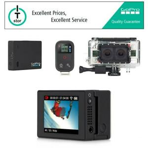 GoPro Accessories - Batteries, Chargers, Straps, Remotes, Floats & Housings