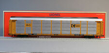 LIONEL SCALE CHESSIE 89' AUTO RACK CAR O GAUGE train carrier b&o 6-82503 NEW