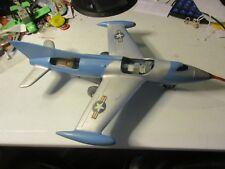 1950's Marx Friction USAF Jet Fighter