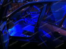 BLUE LED BULBS BMW Z4 INTERIOR CAR LED KIT ERROR FREE LIGHT BULBS
