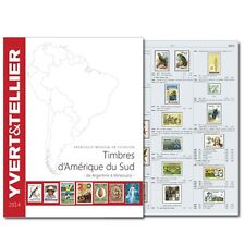 Catalogue YVERT stamp of AMERICA THE South. 2014.(Argentina / Venezuela). 1380Pg