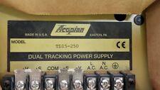 Acopian TD15-250 NEW IN BOX  Dual Tracking Power Supply NIB TD15250