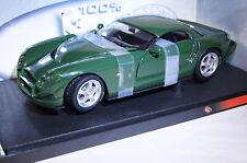 TVR Speed 12 grün 1:18 Hot Wheels neu & OVP