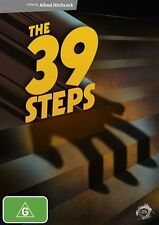 The 39 Steps (1935) NEW R4 DVD