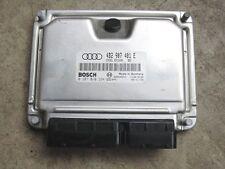 Motorsteuergerät 2,5 v6 TDI Audi VW 4b2907401e unidad de control motor ake