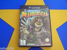MADAGASCAR - GAMECUBE - Wii Compat.