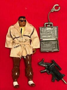 1988 Hasbro Cops 'N Crooks Bulletproof Action Figure Vintage Complete