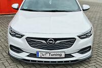 Sonderaktion Spoilerschwert Frontspoiler  ABS Opel Insignia B OPC Line mit ABE