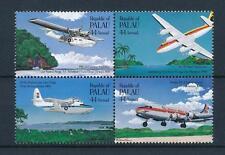 [56531] Palau 1985 Aviation Aircrafts Airmail MNH
