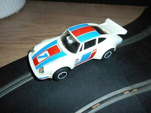Rare vintage Scalextric C125 Porsche 911 / 935 touring car superb and quick