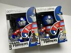 HASBRO TRANSFORMERS MIGHTY MUGGS OPTIMUS PRIME SDCC 2009 EXCLUSIVE AND REGULAR 2