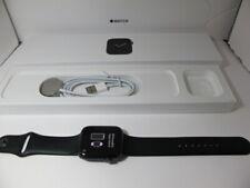 Apple Watch SE 44mm SPACE GRAY Aluminum Case Sport Band Smart Watch - (GPS)