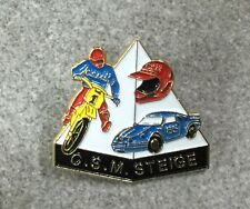 PIN'S PIN CAR AUTO RALLYE ALPINE RENAULT BERLINETTE A110 CSM STEIGE MOTO CROSS