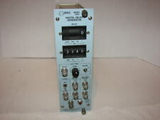 Bnc Berkely Nucleonics Corp 7020 Digital Delay Generator Nim Bin Module Ortec