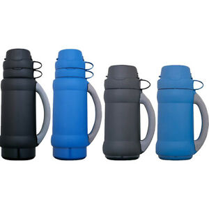 Thermos Add-A-Cup Glass Beverage Bottle