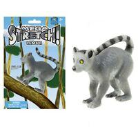 Stretchy Squishy Lemur Tactile Stress Fidget Toy