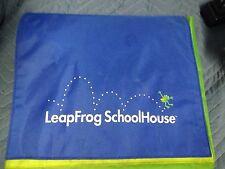 LeapPad Learning System Pre-K -Grade 1 School House Lot w/6 books & cartridges