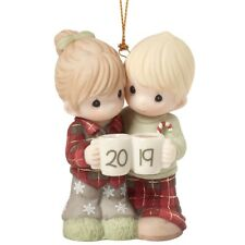 Nib 2019 Precious Moments Ornament Our First Christmas Together 191004